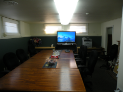 SnoKing Contractors Meeting Room