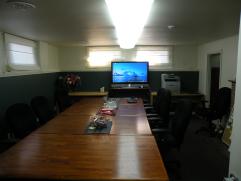 SnoKing Contractors Meeting Room