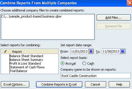 Fast Easy Accounting Uses QuickBooks Enterprise To Combine Reports From Multiple Companies