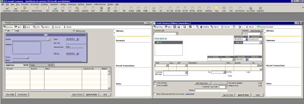 QuickBooks Desktop Version FastEasyAccounting.com