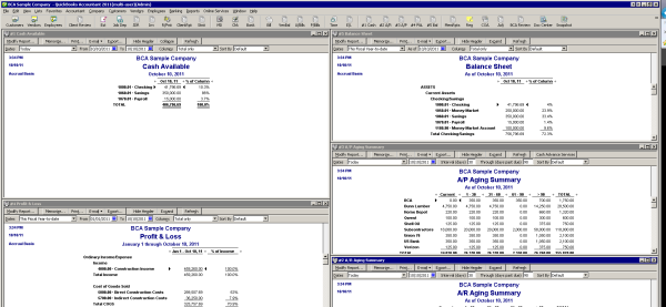 QuickBooks Desktop Version Online At FastEasyAccounting.com