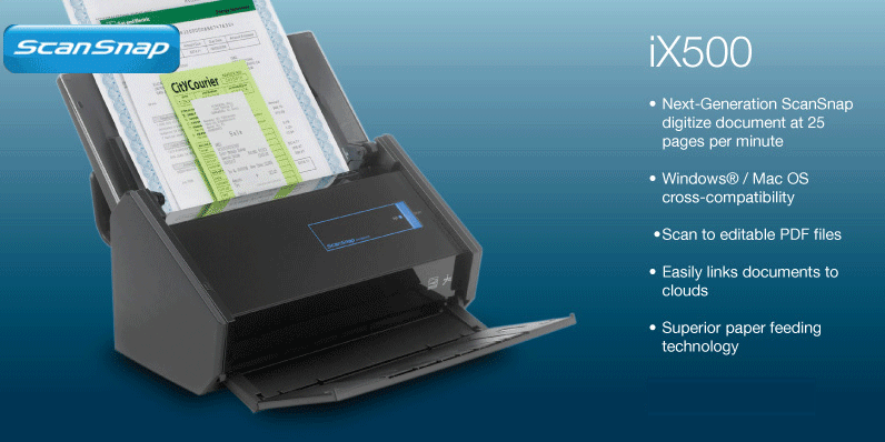 Push one button get your bookkeeping paperwork to Fast Easy Accounting