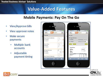 Fast Easy Accounting 206-361-3950 Bill.Com Certified Services Provider Mobile-Invoicing Bill Payments