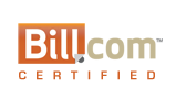 Fast Easy Accounting 206 361 3950 Bill . Com Certified Logo