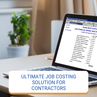 Ultimate Job Costing Solution