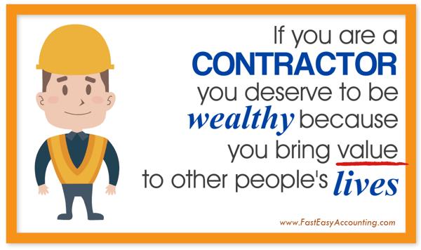 Contractor Value