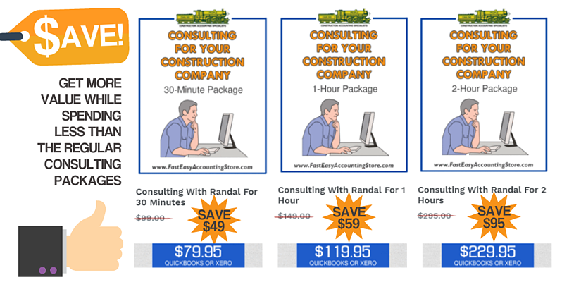 Review And Consultation Vs Consulting Packages