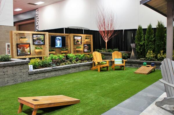 Seattle Home Show Spring 2019 Grass