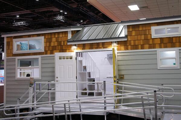 Seattle Home Show Spring 2019 Tiny Home