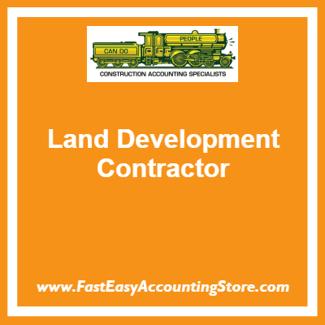 Land Development Contractor Store