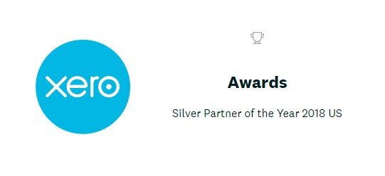 Xero Silver Partner of the Year