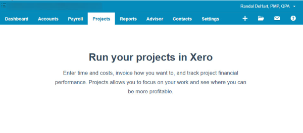 run your proj