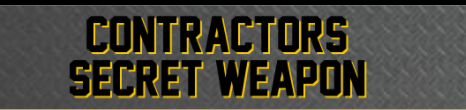 Contractors Secret Weapon - Dave Nergi