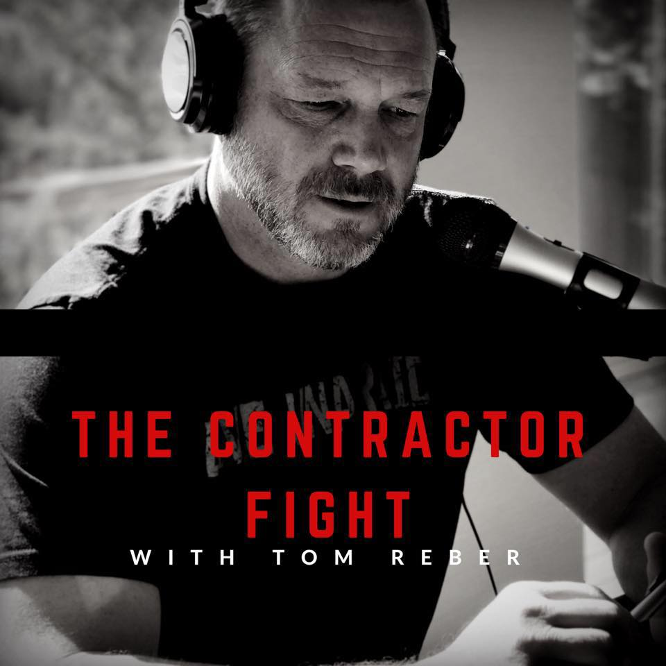 Tom Reber The Contractror Fight