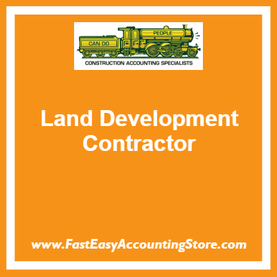 Land Development Contractor Store