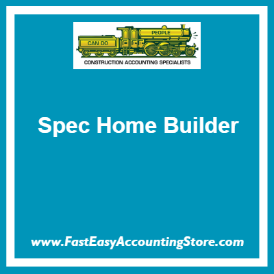 Spec Home Builder Store